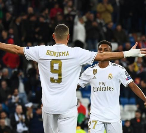 Real Madrid Won 6-0 Against Galatasaray