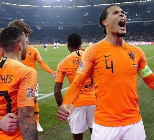 Netherlands Qualifies to the Euro 2020