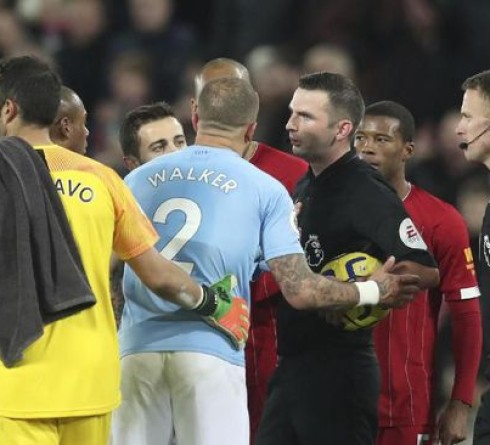 Four Controversy When Liverpool Defeat Man City