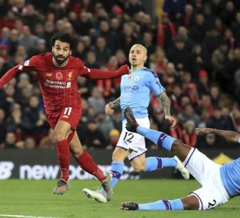English Premier League Results: Liverpool Beat Man City 3-1