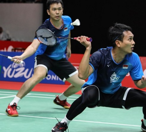 Hendra & Ahsan Reveal the Cause of Taiwan's Double Hassle