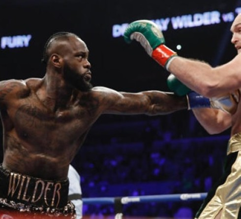 Deontay Wilder Vows to Destroy Tyson Fury