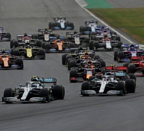 Formula 1 on revival with 1.922 bn viewers