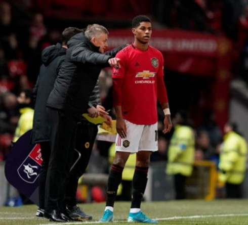 Marcus Rashford Out for Three Months with Back Issue
