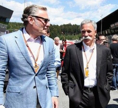 Bratches to leave F1 commercial role
