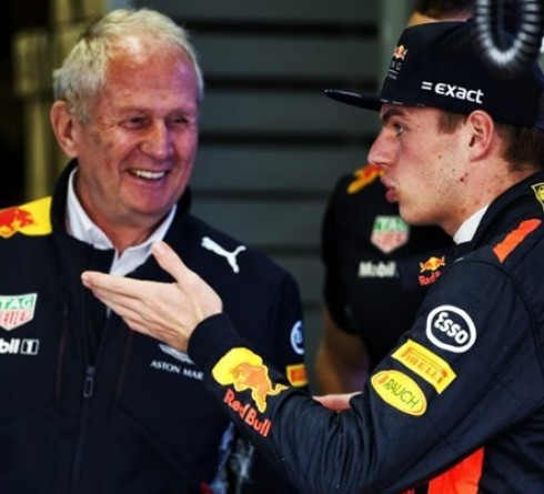 Marko Impressed By Max Verstappen as a Red Bull Driver