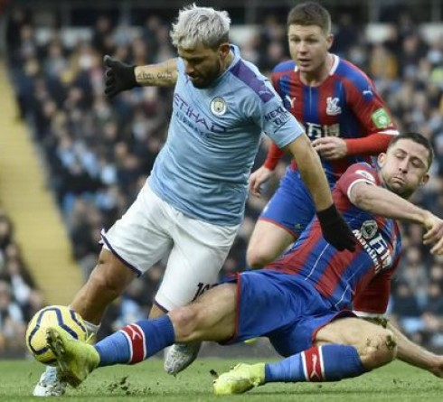 English Premier League Results: Man City failed to win over Crystal Palace