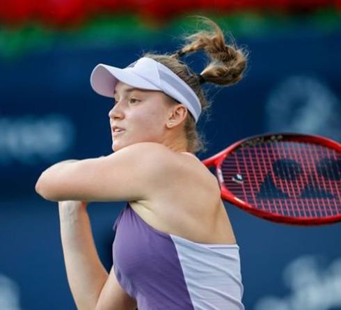 Elena Rybakina Ready to appear in the Fourth Final of the Season in Dubai