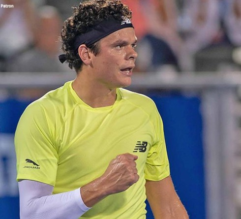 Get rid of Steve Johnson, Milos Raonic Steady Into the Semifinals at Delray Beach