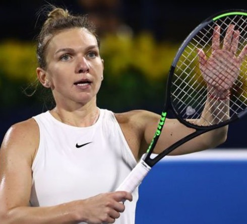 Slaughter Jennifer Brady, Simona Halep Slides to Final in Dubai