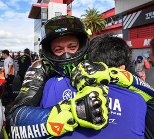 Valentino Rossi Insists Yamaha Disrespected Him