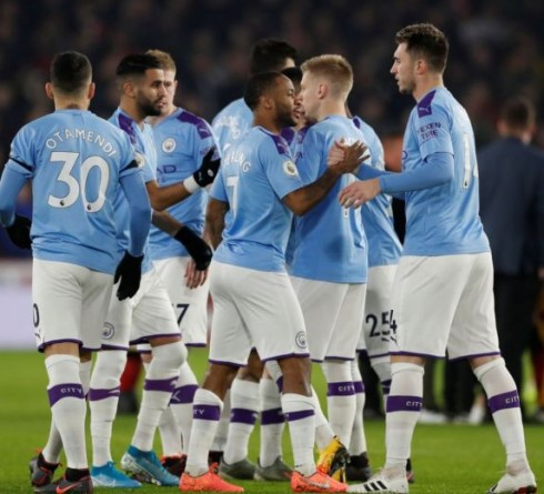 Manchester City Suffers Bad Luck