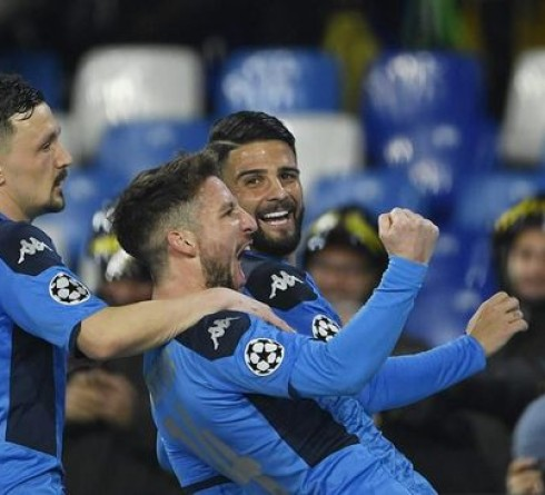 Champions League Results: Napoli hold Barcelona's draw