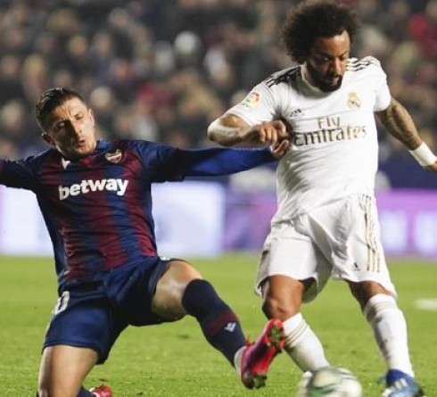 Spanish League Results: Madrid loses to Levante