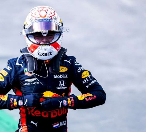 "Verstappen critical of ""Drive to Survive"""