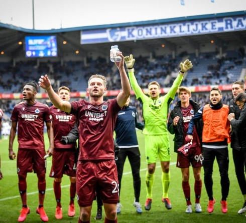 Belgian League Ended and Club Brugge Declared a Champion, Who's Following?