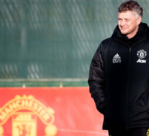 Solskjaer Calls on the Players' Partners to Help Out During Coronavirus Crisis