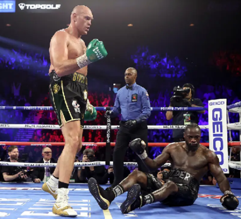 Tyson Fury Says Ready for Trilogy Fight with Deontay Wilder