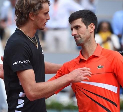 Alexander Zverev will join the Adria Tour initiated by Novak Djokovic