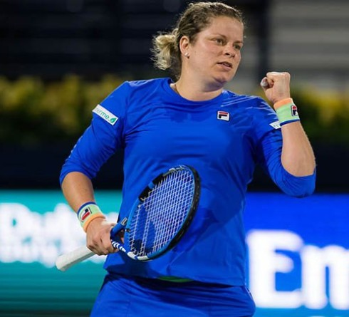 Kim Clijsters Determined to Return to Action