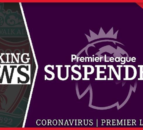 Premier League: Four People Positive for Coronavirus