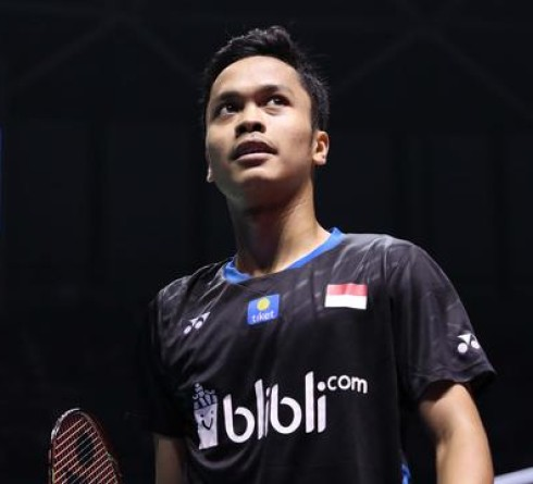 Six Indonesian Badminton Representatives for Tokyo Olympics in 2021