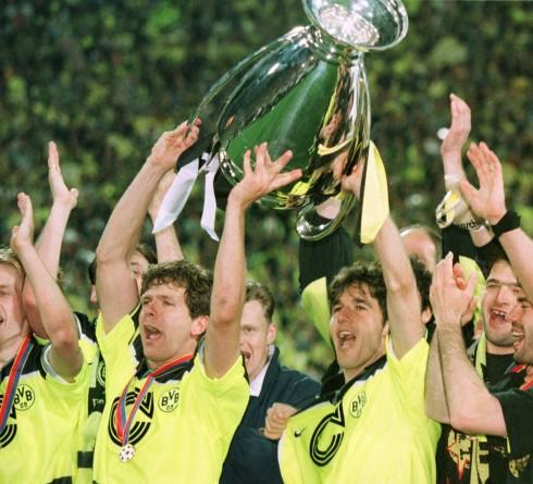 Historical Dortmund's Night in Munich