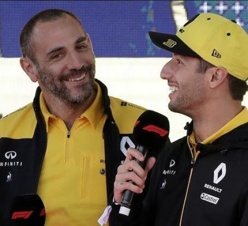 Abiteboul: Ricciardo will remain a part of development at Renault