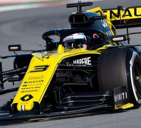 Ricciardo: Renault has closed the gap