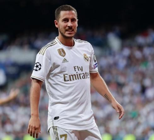 Tough First Season For Eden Hazard