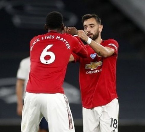 Was Reproached, Now Man United Is Adored Thanks To Bruno Fernandes
