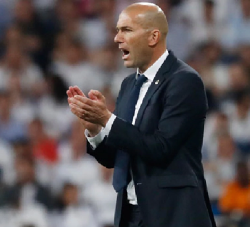 Zidane Refuses to Talk Title Race after a 0-1 Win Against Espanyol