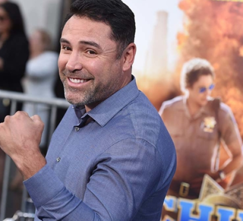 Oscar de la Hoya Planning to Fight Again