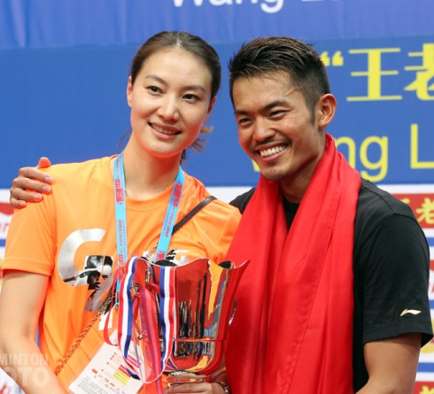 The Sad Story of Lin Dan Failed to be Olympics Gold Bridegroom