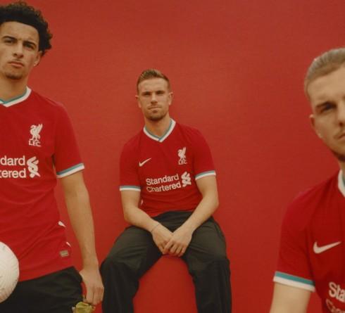 Inaugural Collaboration of Nike & Liverpool
