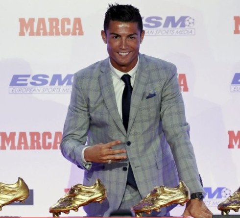 Fail to Win Golden Shoe, Ronaldo has other Strategy