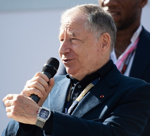 Todt on F1 global role amid Covid-19
