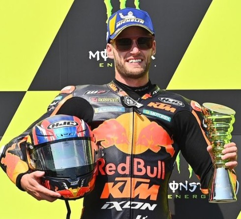 KTM Rider Made History in Czech MotoGP