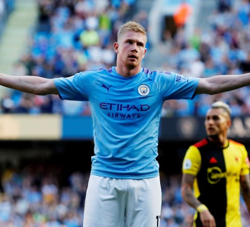 Pep Guardiola Reveals the Cause of Kevin de Bruyne's Injury