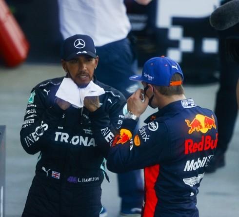 Verstappen stood against Sochi penalty on Hamilton