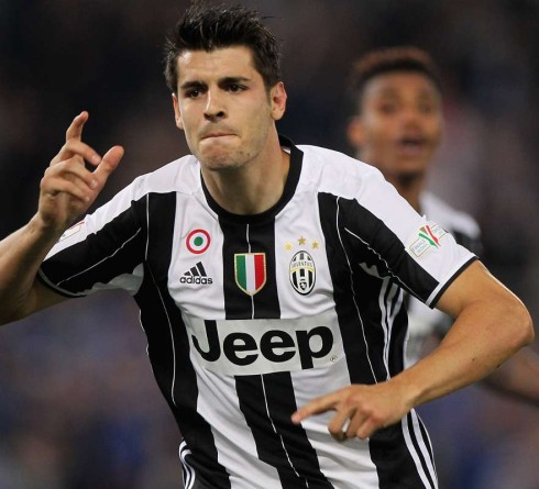 Morata Talks About The Causes of Ronaldo's Move From Real Madrid