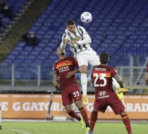 Italian League Results: Ronaldo 2 Goals, Juventus Draw Against Roma