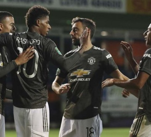 English Premier League Results: Dramatic, Manchester United Beat Brighton 3-2