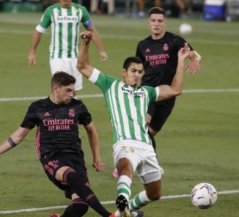Spanish League results: Real Madrid struggles to beat Betis