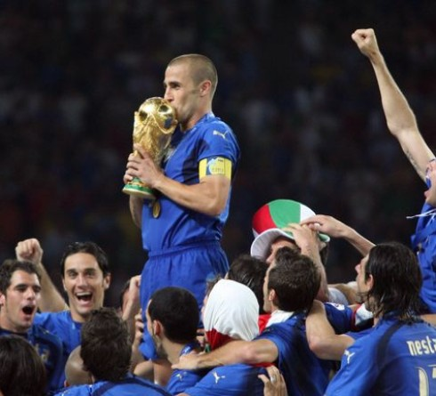 2006's World Cup and Italian Cheating Football