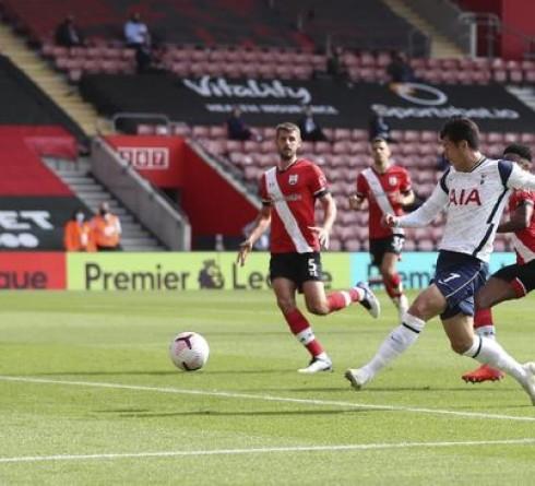 Son Heung Min 4 goals, Tottenham beat Southampton 5-2