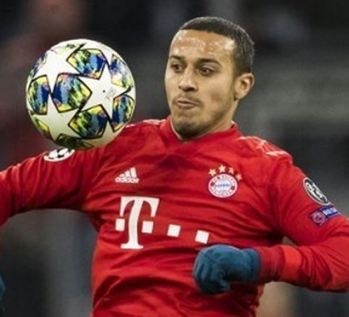 Thiago Alacantara, Sir Alex Ferguson's legacy that Moyes wasted