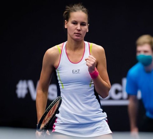 In front of the second seed, Kudermetova enters the quarter-finals in Ostrava
