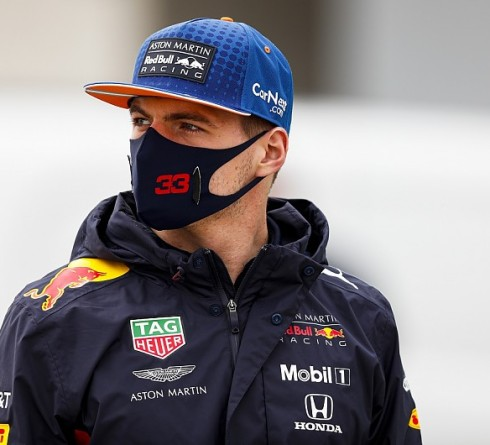 Verstappen blames Perez for his fallout
