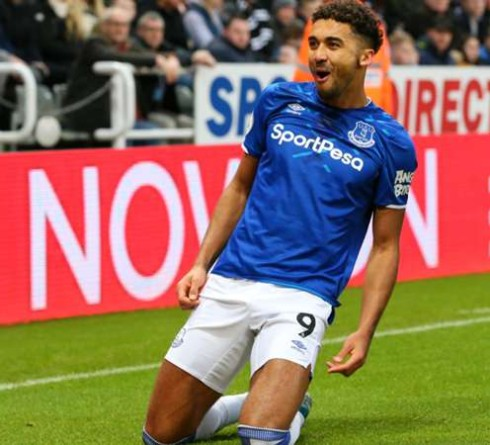 Calvert-Lewin, Player Who Starts Shining in the Premier League